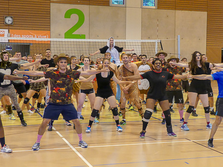 nuit du volley 2018